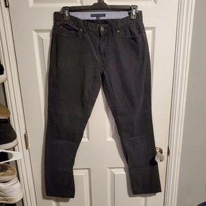 Tommy Hilfiger Chino navy blue pants